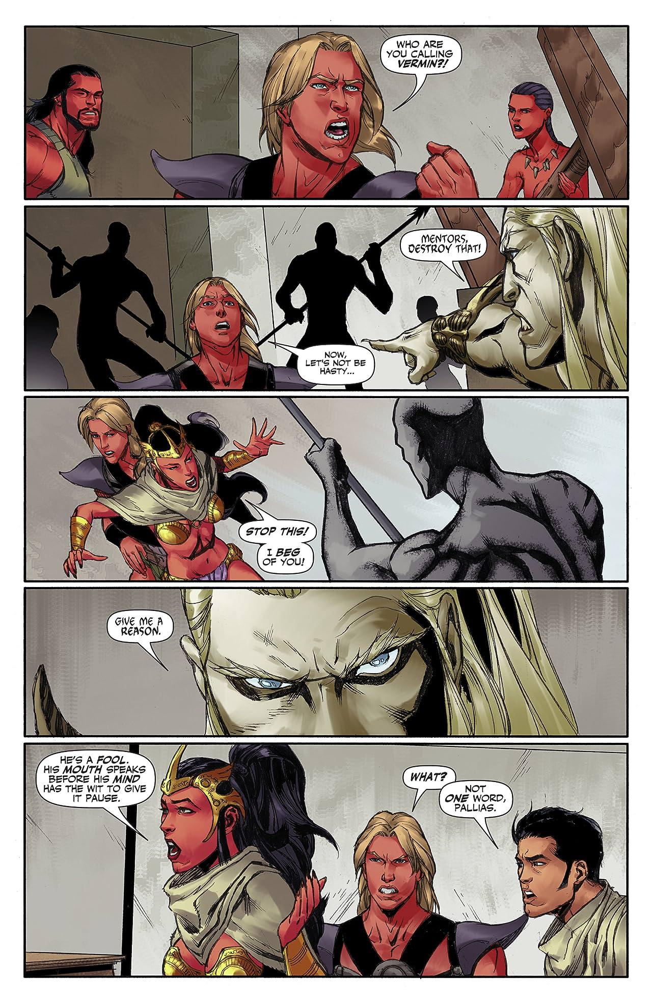 John Carter: Warlord of Mars #12: Digital Exclusive Edition
