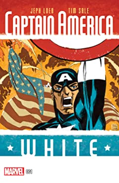 Captain America: White #1 (of 5)