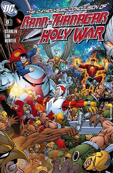 Rann-Thanagar Holy War #8 (of 8)