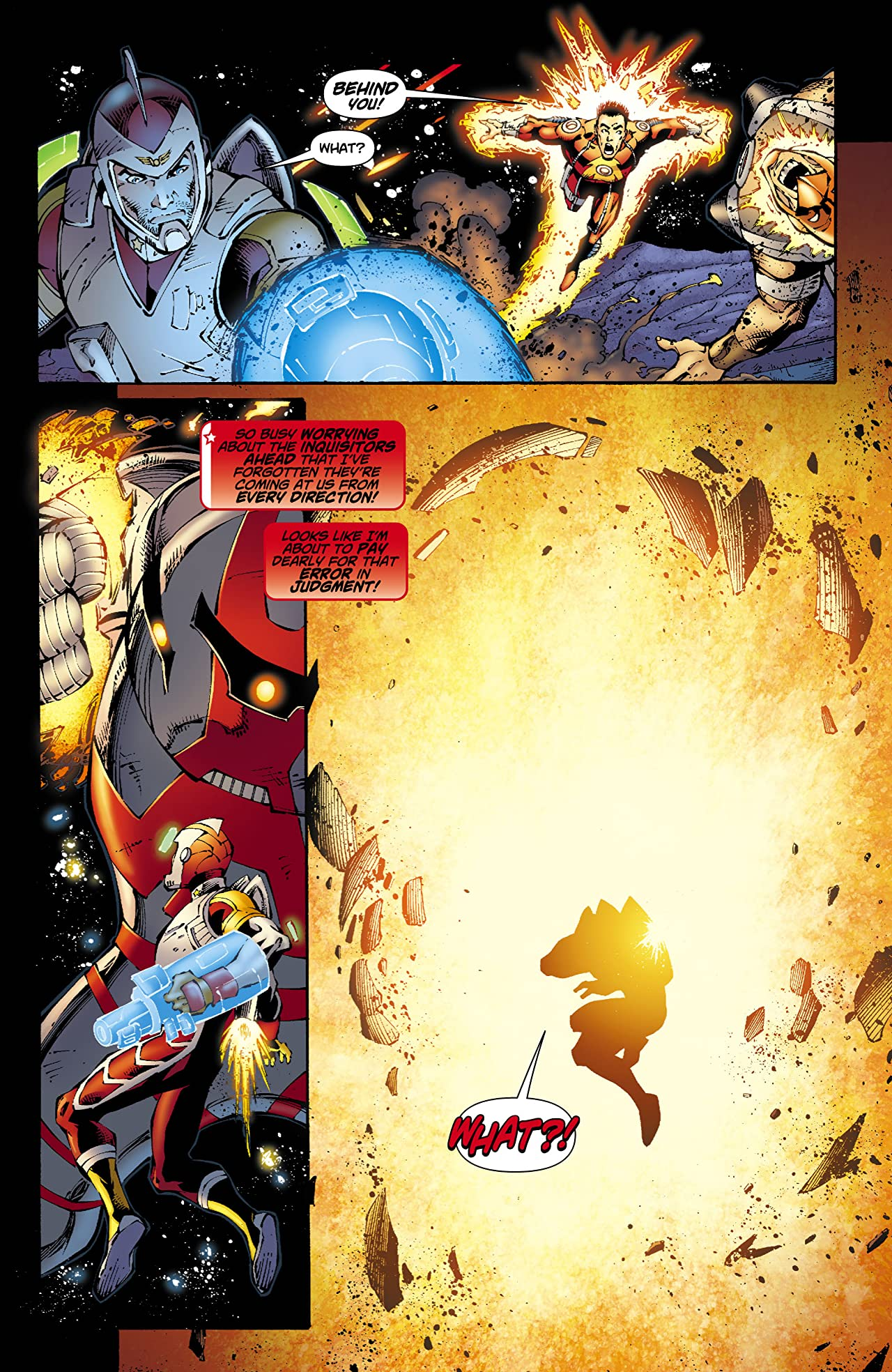 Rann-Thanagar Holy War #8 (of 8)