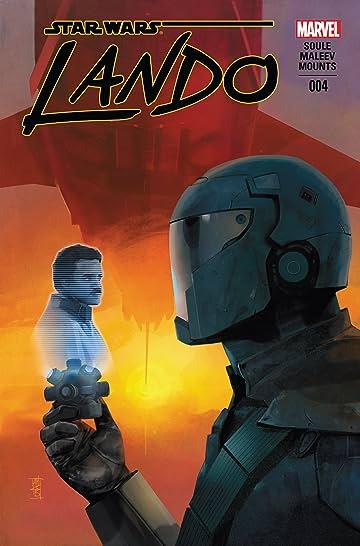 Lando (2015) #4 (of 5)