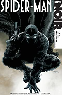 Spider-Man Noir #1 (of 4)