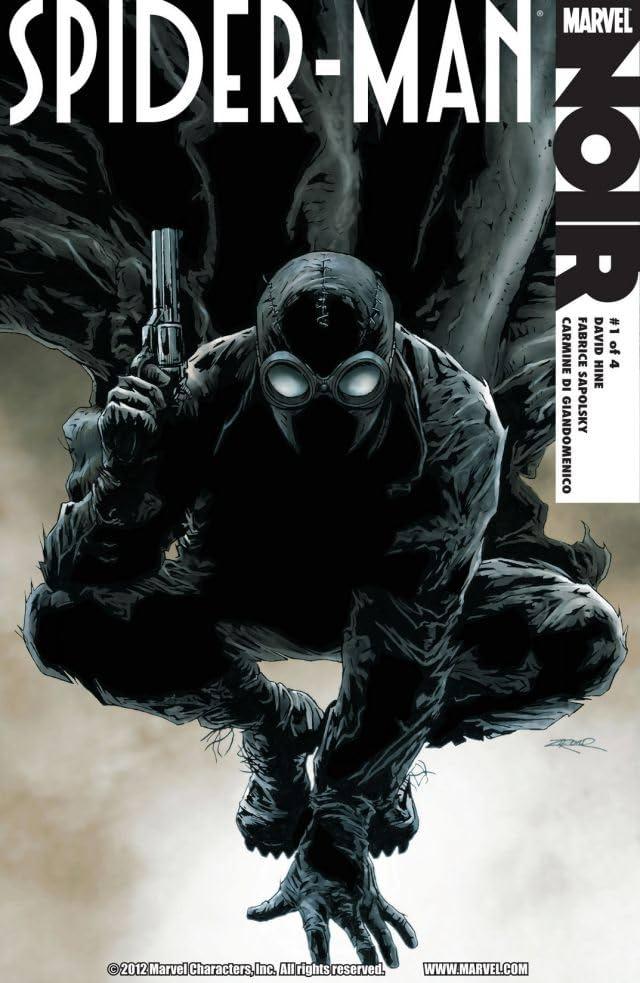 Spider-Man Noir #1 (of 4)