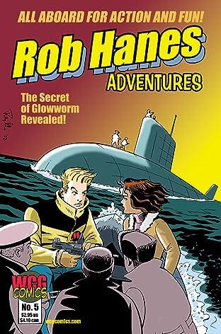 Rob Hanes Adventures #5