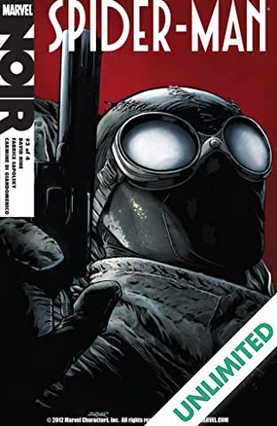 Spider-Man Noir #3 (of 4)
