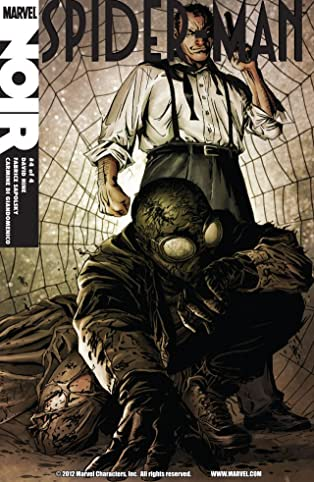 Spider-Man Noir #4 (of 4)