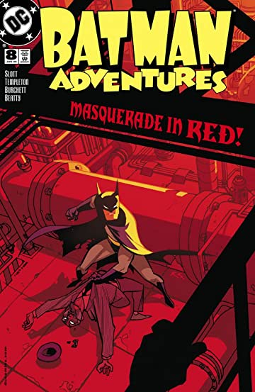 Batman Adventures (2003-2004) #8