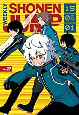 Weekly Shonen Jump Vol. 176: 6/1/2015