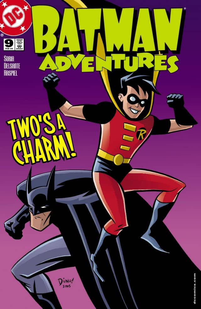 Batman Adventures (2003-2004) #9