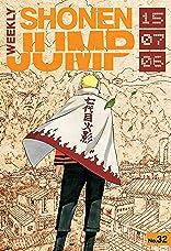 Weekly Shonen Jump Vol. 181: 7/6/2015