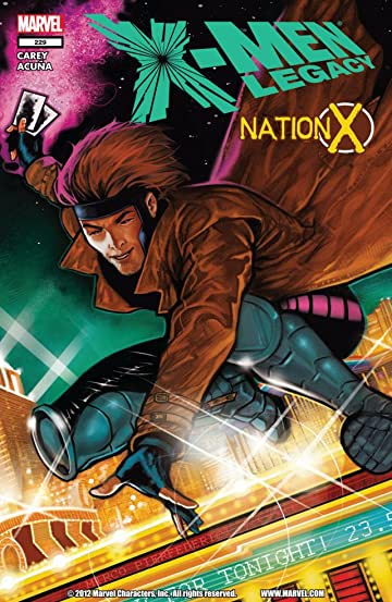 X-Men: Legacy (2008-2012) #229