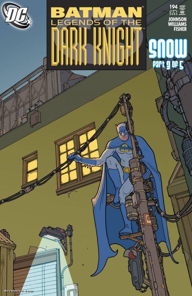 Batman: Legends of the Dark Knight #194