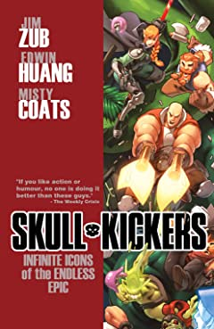 Skullkickers Vol. 6: Infinite Icons of the Endless Epic