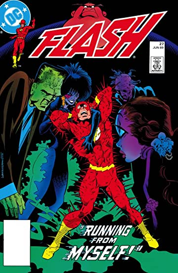 The Flash (1987-2009) #27