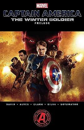 Marvel's Captain America: The Winter Soldier Prelude