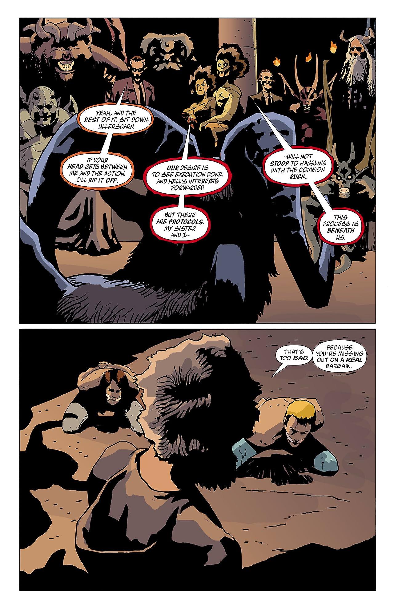 Hellblazer #199