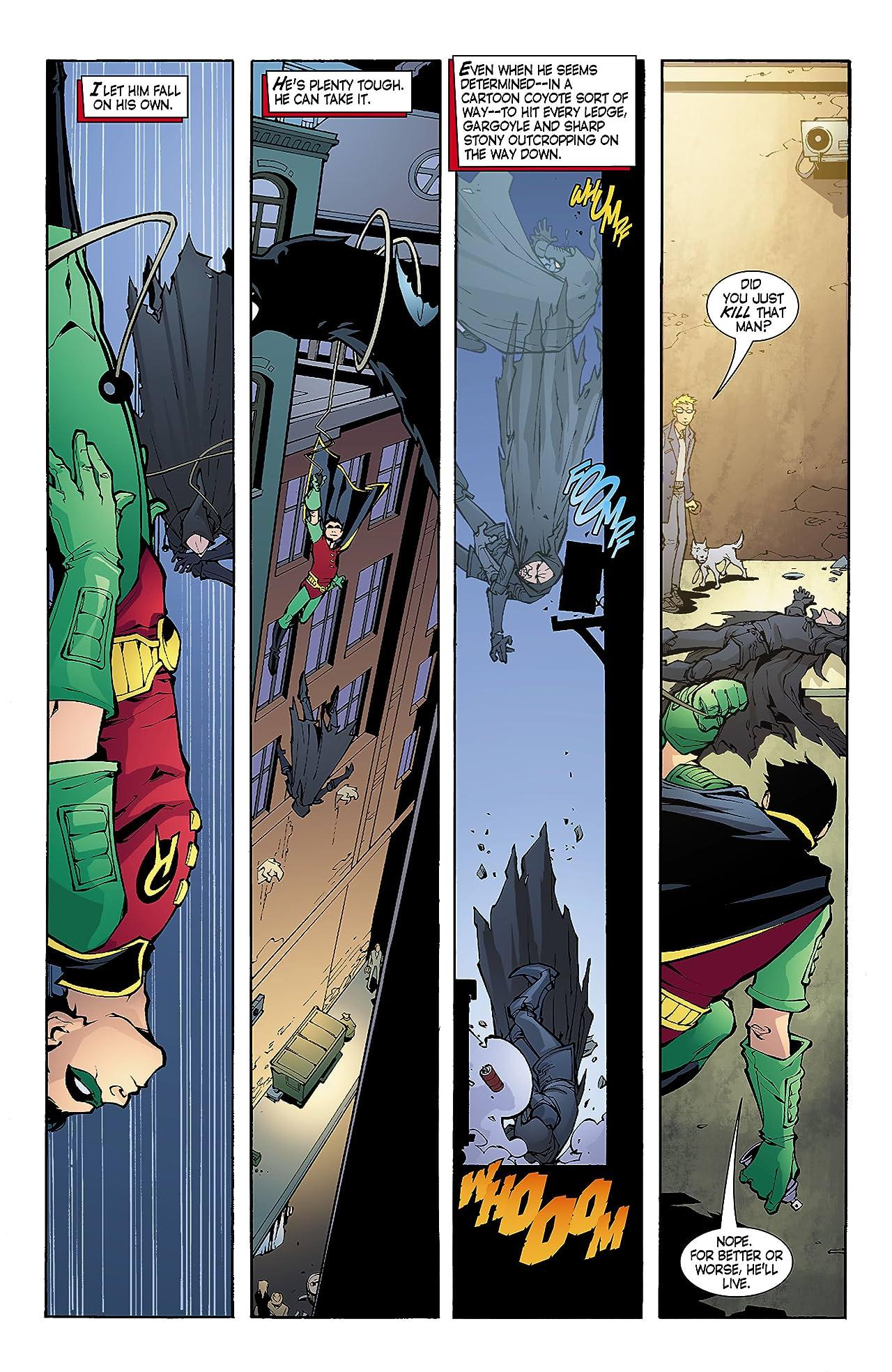 Robin (1993-2009) #137