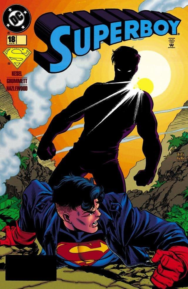 Superboy (1994-2002) #18