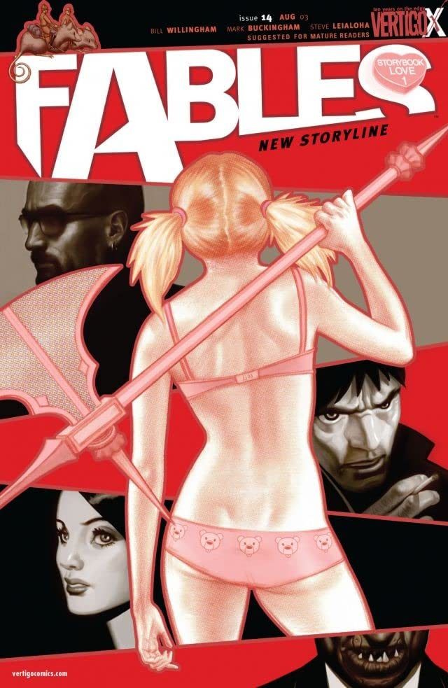 Fables #14
