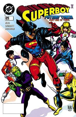 Superboy (1994-2002) #21