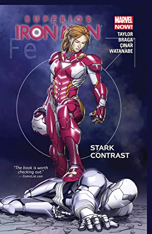 Superior Iron Man Tome 2: Stark Contrast