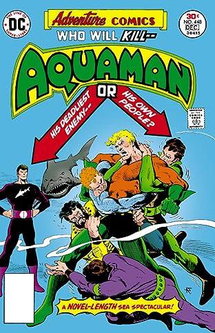 Adventure Comics (1935-1983) #448