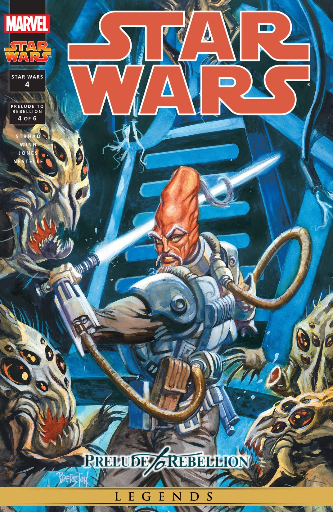 Star Wars (1998-2002) #4