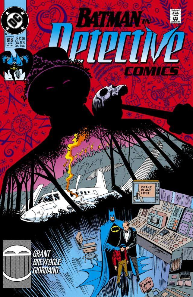 Detective Comics (1937-2011) #618