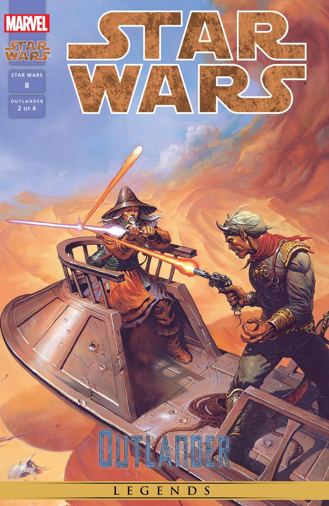 Star Wars (1998-2002) #8