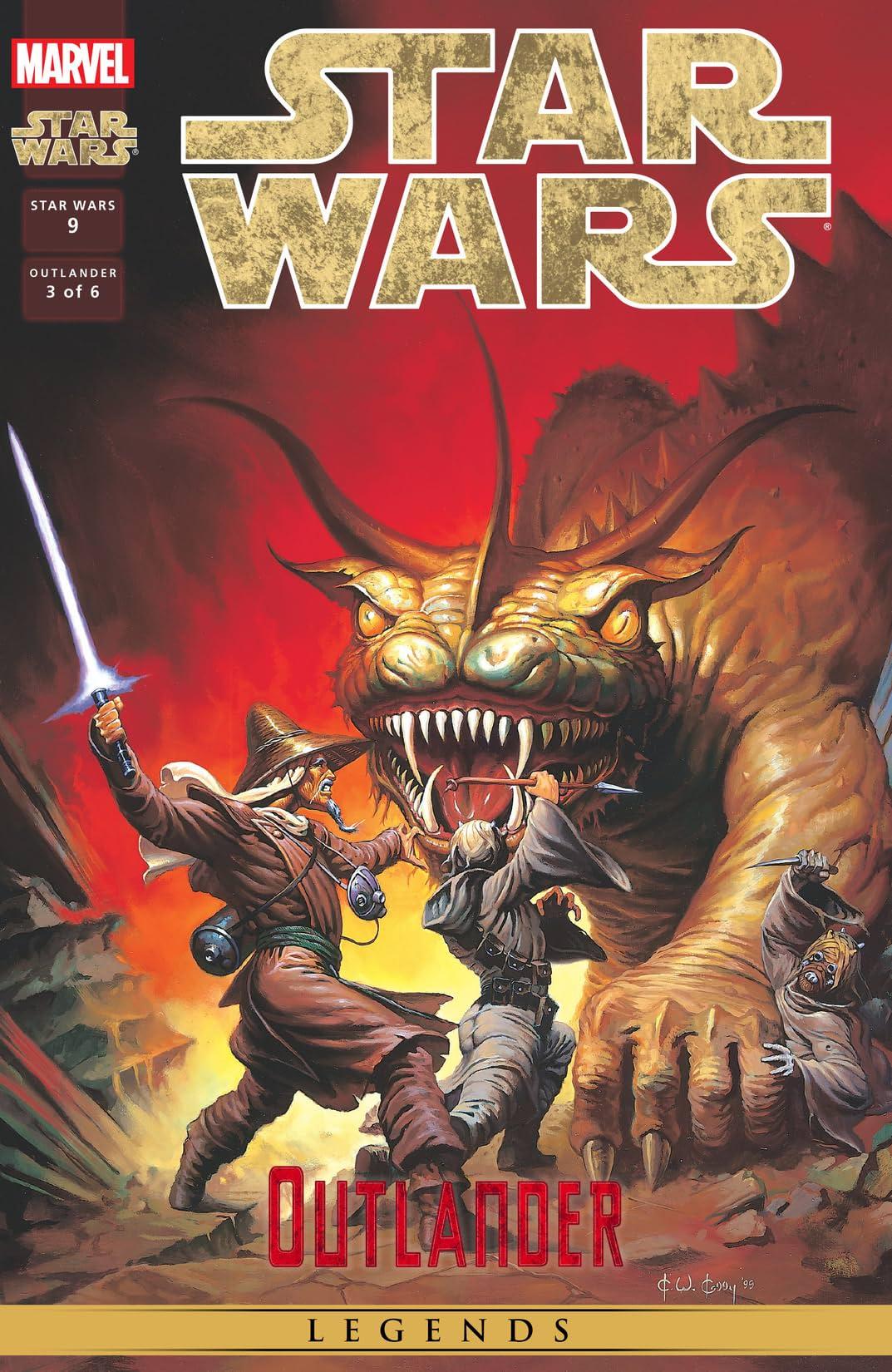 Star Wars (1998-2002) #9