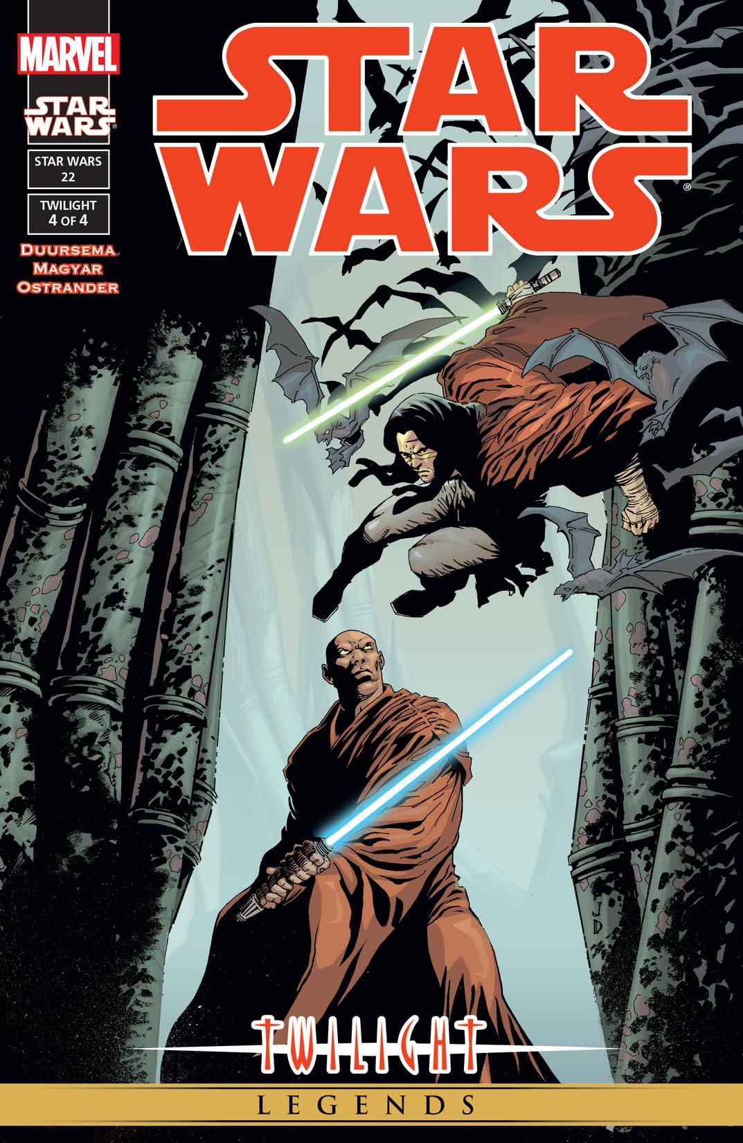 Star Wars (1998-2002) #22