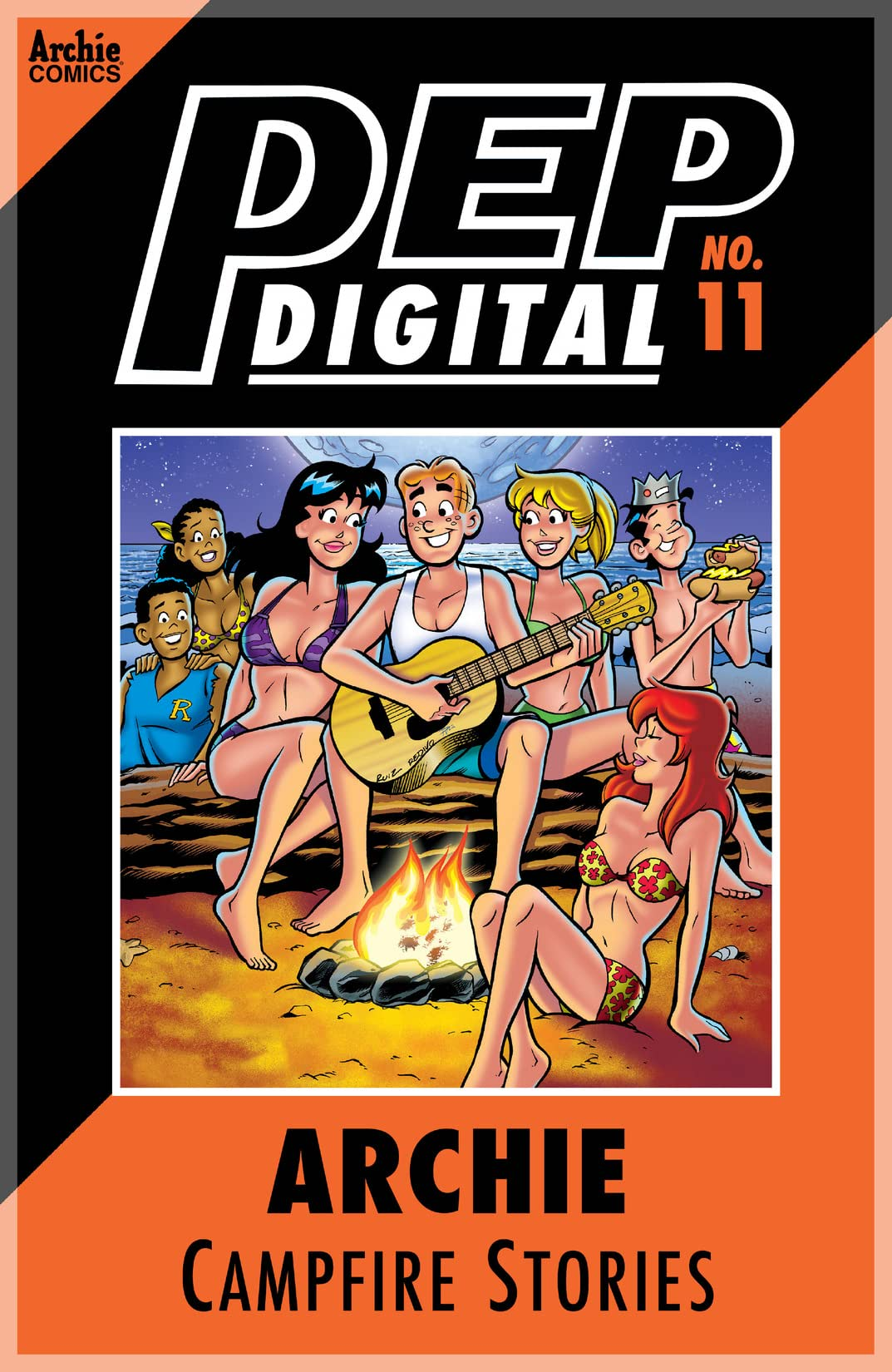 PEP Digital #11: Archie Campfire Stories