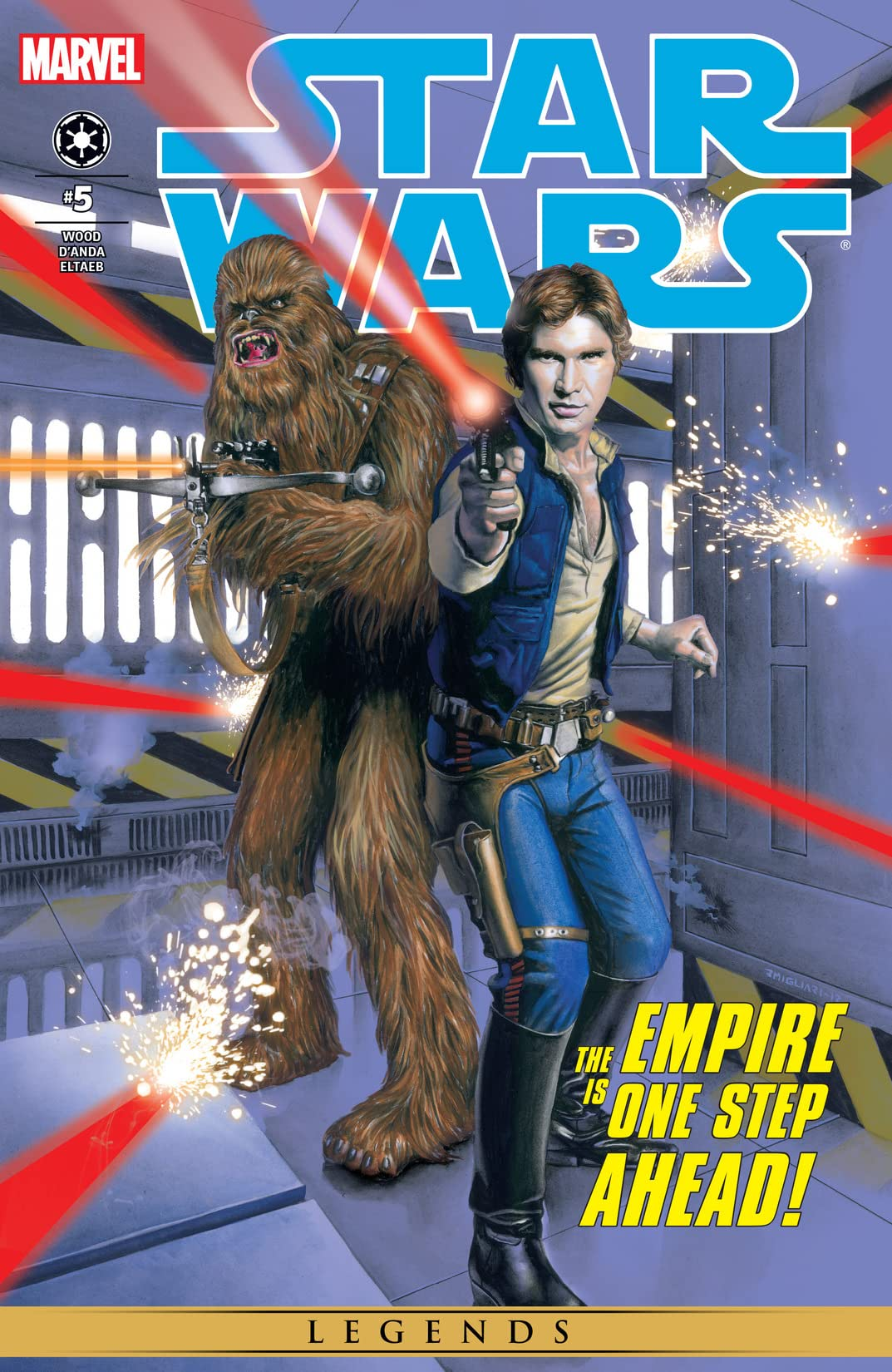 Star Wars (2013-2014) #5