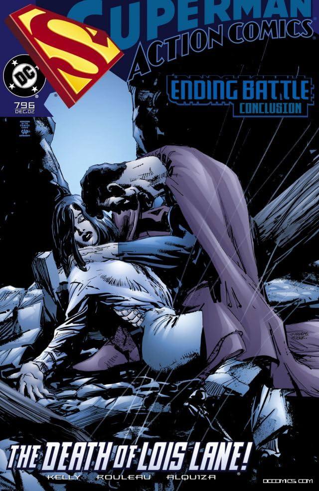Action Comics (1938-2011) #796