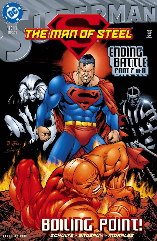Superman: The Man of Steel (1991-2003) #131