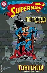 Adventures of Superman (1986-2006) #609