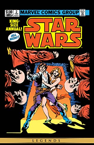 Star Wars (1977-1986) Annual #2
