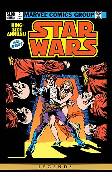 Star Wars (1977-1986) Annual #2