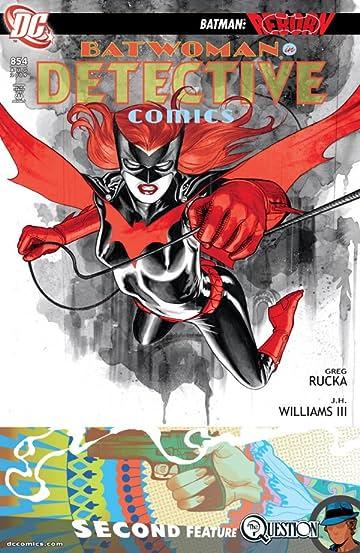 Detective Comics (1937-2011) #854