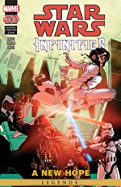Star Wars Infinities: A New Hope #2 (of 4)
