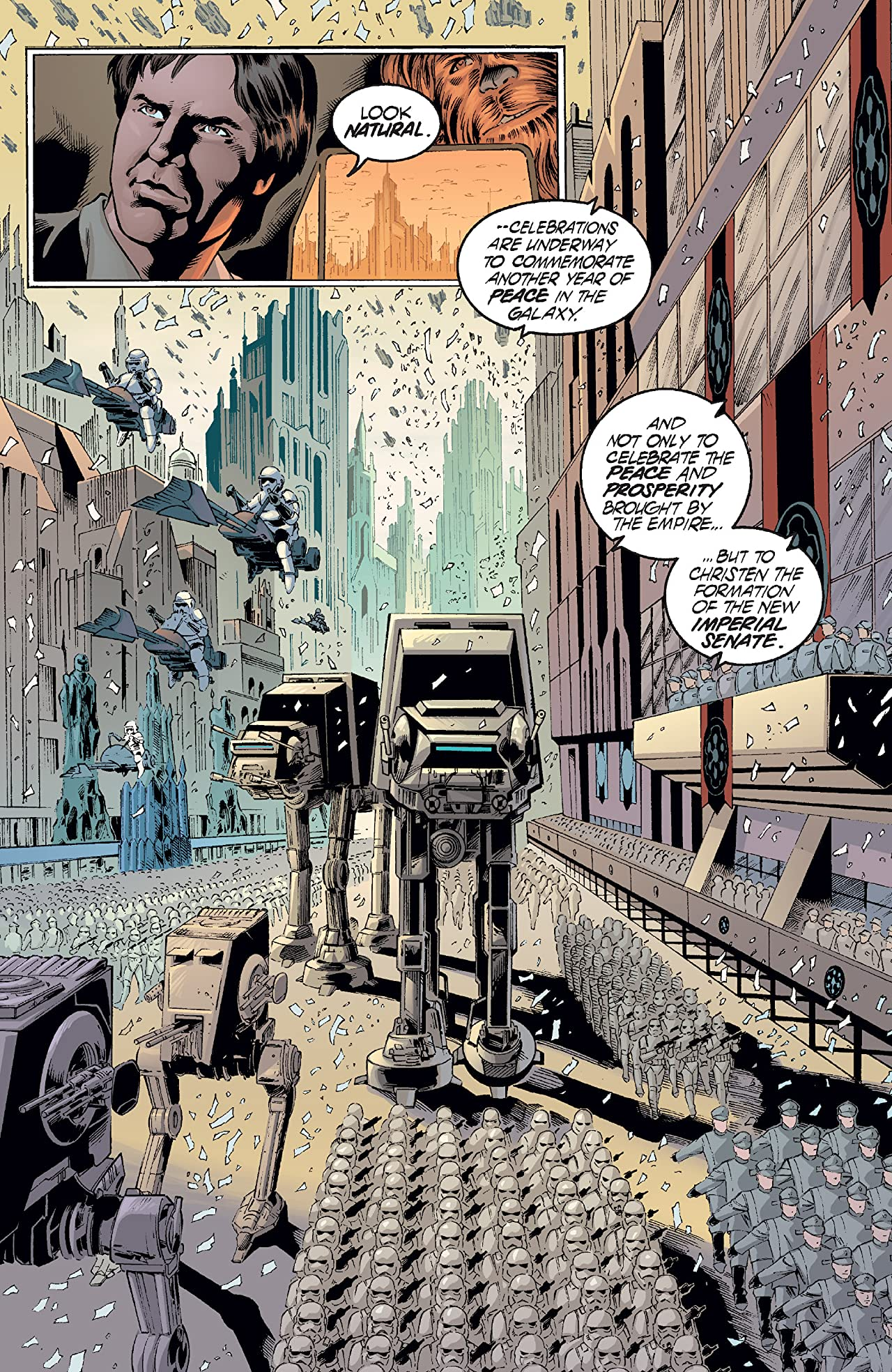 Star Wars Infinities: A New Hope #3 (of 4)