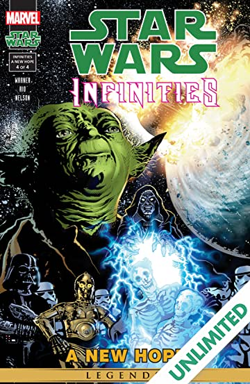 Star Wars Infinities: A New Hope #4 (of 4)
