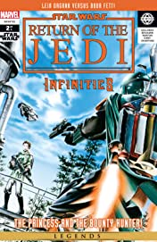 Star Wars Infinities: Return of the Jedi #2 (of 4)