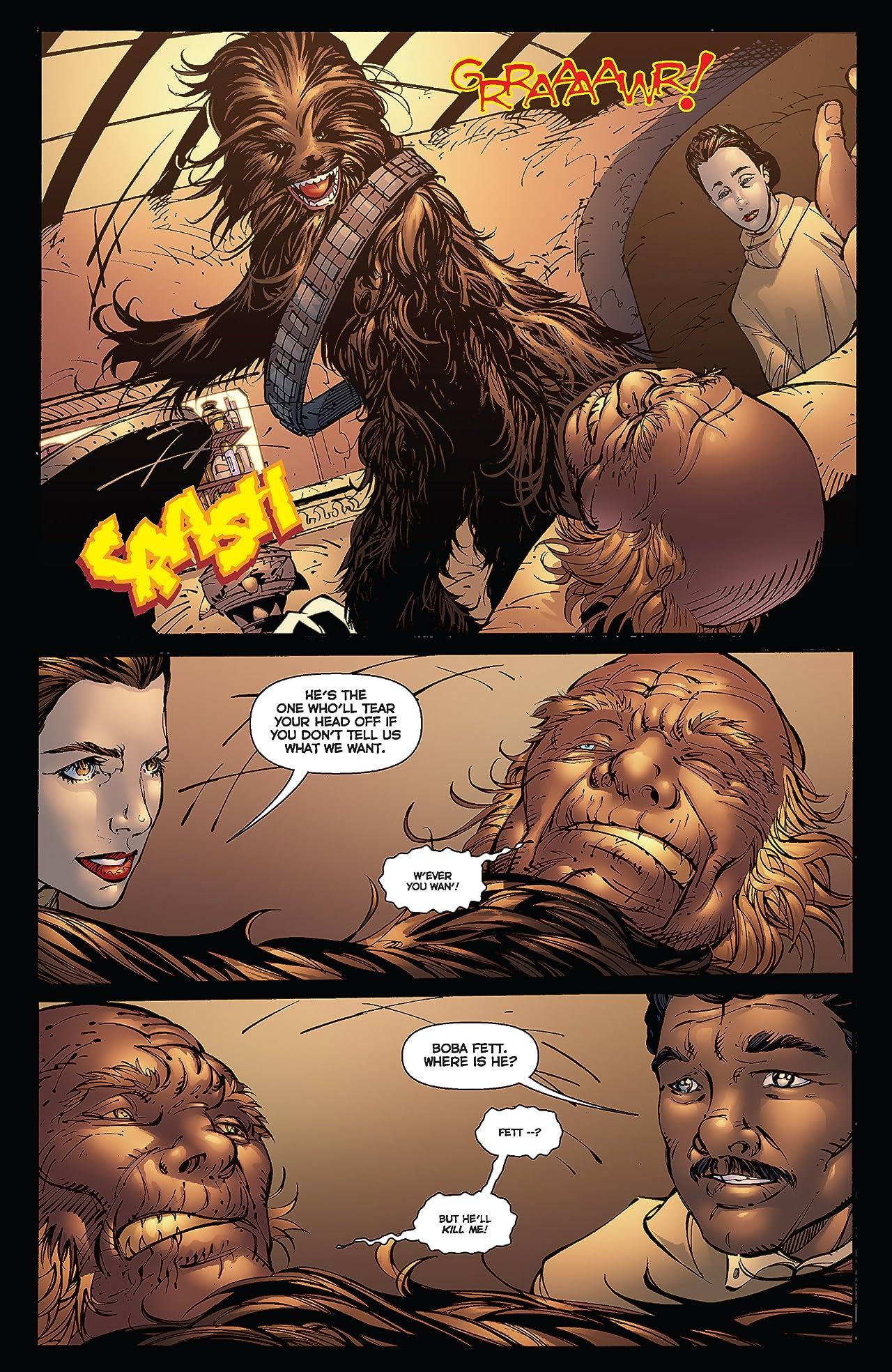 Star Wars Infinities: Return of the Jedi #2 (of 4)