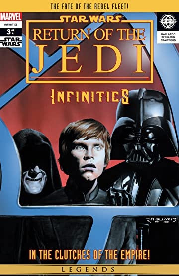 Star Wars Infinities: Return of the Jedi #3 (of 4)