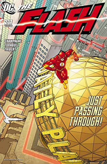 The Flash (1987-2009) #237