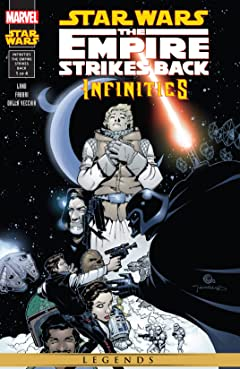 Star Wars Infinities: The Empire Strikes Back #1 (of 4)