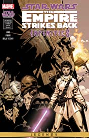 Star Wars Infinities: The Empire Strikes Back #2 (of 4)
