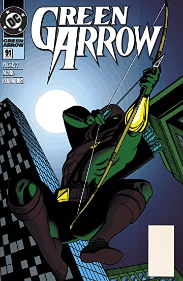 Green Arrow (1988-1998) #91