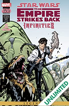 Star Wars Infinities: The Empire Strikes Back #3 (of 4)